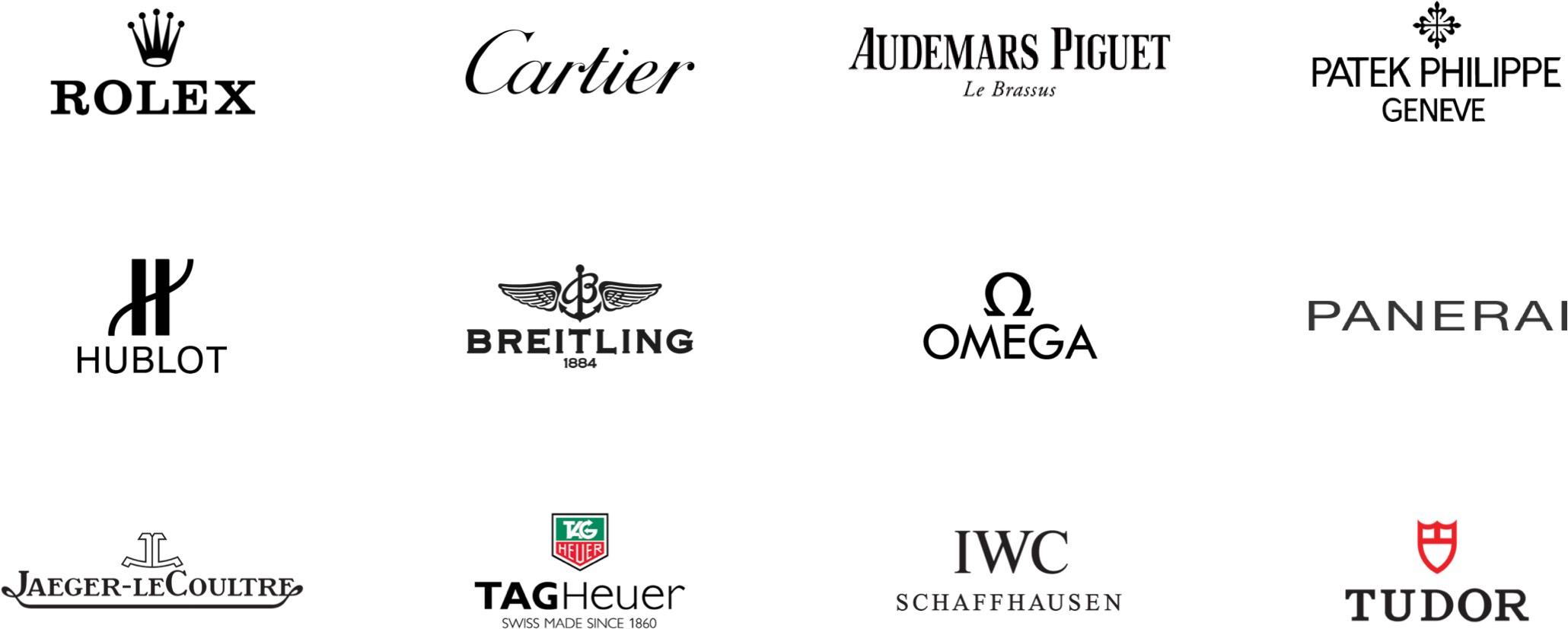 Logos-watches