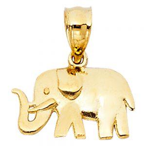 Dije Elefante - 14K