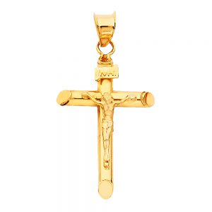 Crucifijo Cristo - 14K